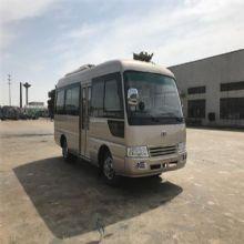 牡丹6米10-19座罗莎款中巴车MD6601KH51